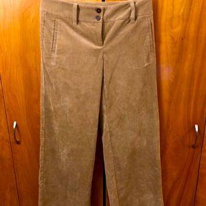 Michael Kors Corduroy Straight leg pants